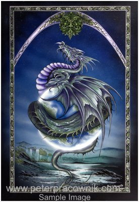 fantasy dragon Earth Dragon